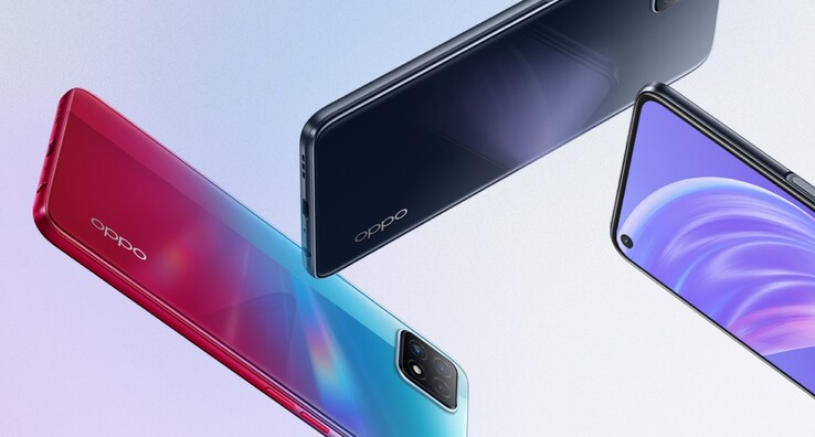 Oppo A73 5G intro