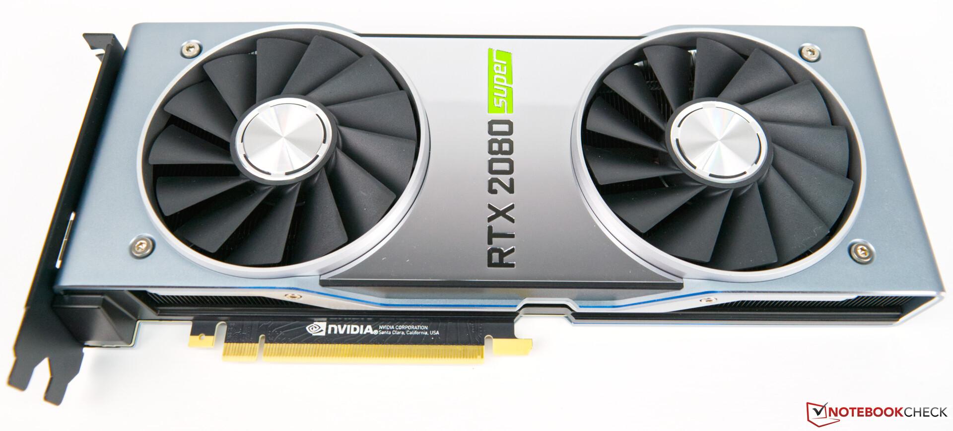 NVIDIA RTX 2080 SUPER Desktop GPU Review: A high-end Desktop