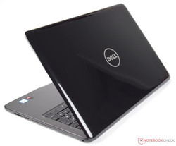 Dell Inspiron 15 5000 5567-1753 Notebook Review - NotebookCheck net