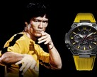 The G-SHOCK MR-G x Bruce Lee watch. (Source: Casio)
