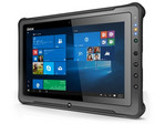 The Getac F110 G3 is an 11.6-inch Skylake-based ruggedized tablet. (Source: Getac)