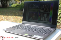 Currently testing: Lenovo IdeaPad S540 15-inch - A great all-rounder with one weakness