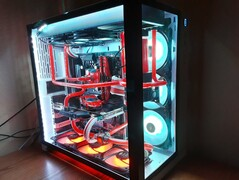 Full case view. (Image source: PCPartPicker/Shastarocks)