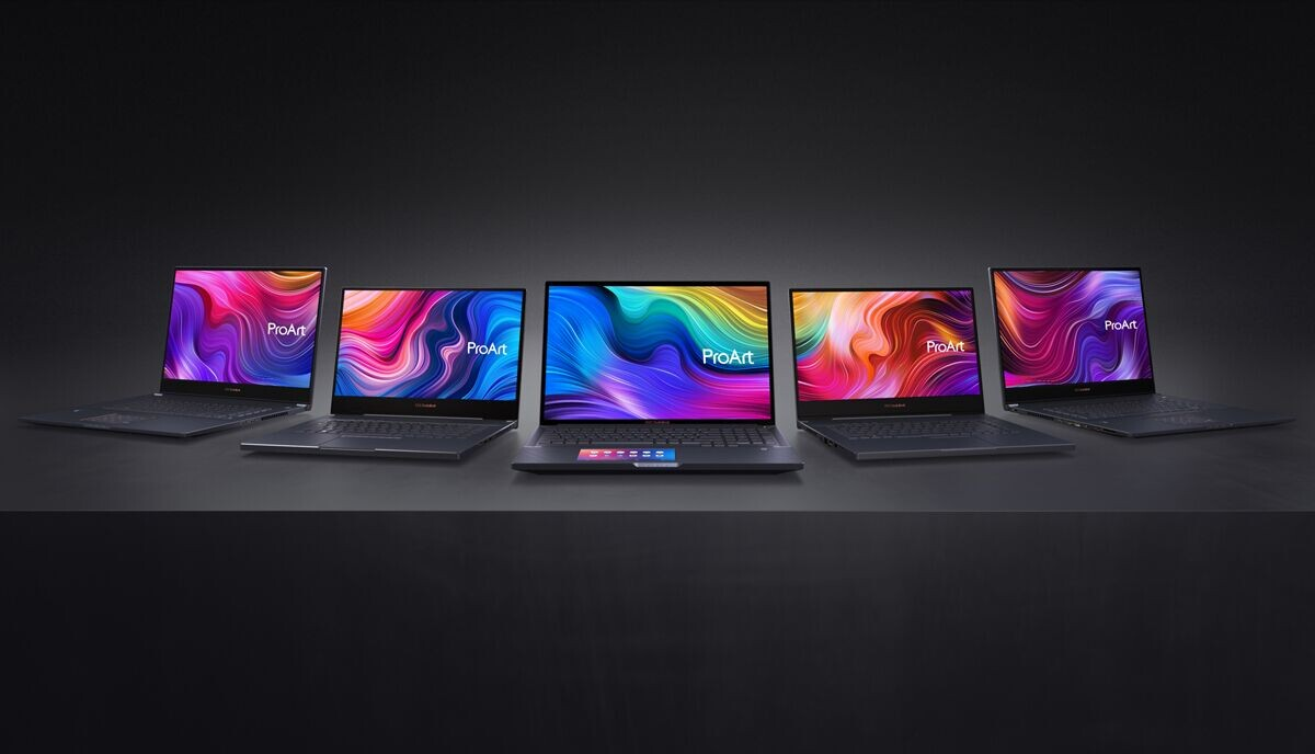 New Asus ProArt StudioBook series features flagship model