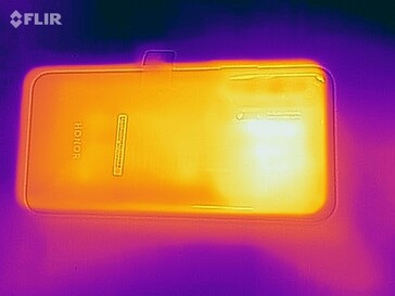 Thermal image (back)