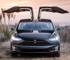 Tesla plans to release self-driving cars by 2019. (Source: Tesla)