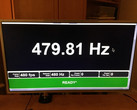 "The custom 28"" 4K LCD 1ms TN panel is capable of 480Hz only in 1080p. (Source: Blur Busters)"