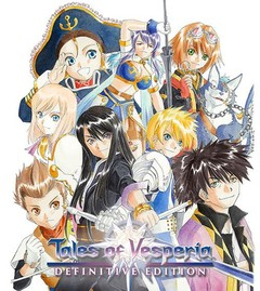Remastered Tales of Vesperia: Definitive Edition now available for consoles and Steam (Source: BANDAI NAMCO)