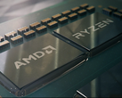 AMD will pitch the Ryzen 5 3550X as a Core i5-9400F competitor. (Image source: AMD via JD.com)