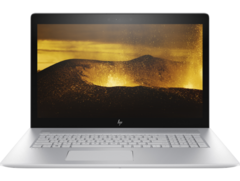 The Envy 17t comes with a 17.3-inch 1080p multitouch IPS display. (Source: HP)