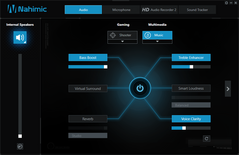 Nahimic 2 audio software