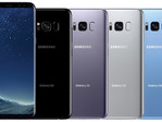 The unlocked Samsung Galaxy S8 is now available in Coral Blue. (Source: Android Central)