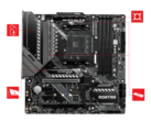 The MSI MAG B550M Mortar is among the first B550 boards to receive Resizable BAR support (Image source: MSI)