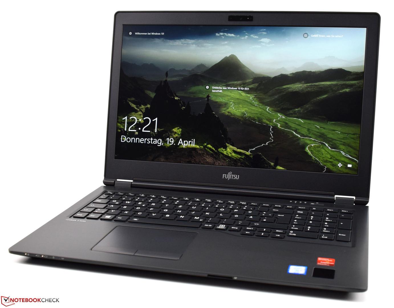Fujitsu Lifebook U758 I7 8650u Uhd Laptop Review