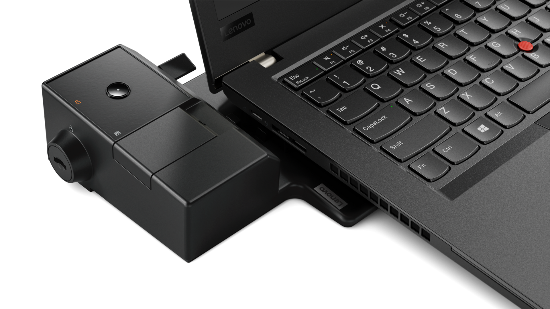 ThinkPad Ultra dock: New docking-stations for the ThinkPad T480