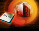 Ryzen is playing a large part in AMD's return to relevance in the performance segment. (Source: AMD)