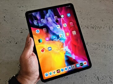 The 2020 iPad Pro picks up some useful tweaks. (Source: Notebookcheck)