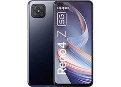 In review: Oppo Reno4 Z 5G. Test device provided by Oppo Germany.