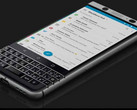 The Blackberry KEYone. (Source: Digit)