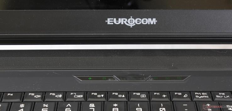 Eurocom Sky X4C (i7-8700K, GTX 1080, Clevo P751TM1-G) Laptop