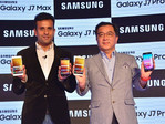Samsung Galaxy J7 Max and J7 Pro launch event in India