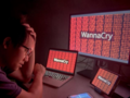 An estimated 230,000 computers were infected within a single day in the 2017 WannaCry ransomware attack. (Source: Wccftech)