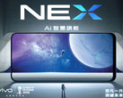 Vivo Nex full screen flagship teaser