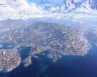 Players will be fighting each other in the snow on the Halvøy map. (Source: EA/Dice)