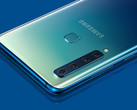 The Galaxy A9 (2018). (Source: T3)