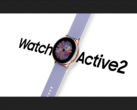 The Galaxy Watch Active 2's new SKU. (Source: Samsung)