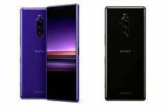 The Sony Xperia 1 features a 4K HDR OLED panel. (Source: Sony)