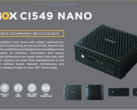 The CI549 Nano is a passively cooled mini PC made for businesses. (Source: ZOTAC)