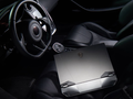 The MSI GT76 Titan gaming laptop shares several design concepts with sports cars. (Image source: MSI)