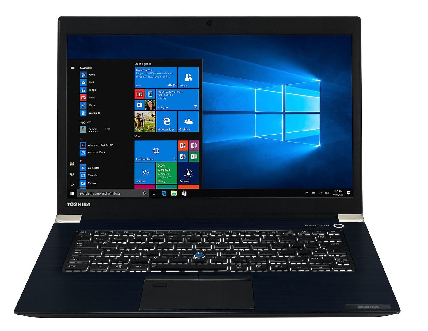 Toshiba Tecra X40-E (i5-8250U, SSD, LTE, FHD) Laptop ...