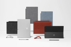 There may be no Surface Pro 8 or Surface Laptop 4 this year. (Image source: Microsoft)