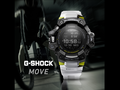 Casio's new G-SHOCK Move. (Source: Casio)
