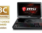 MSI GT83VR wins Best Choice Golden Award