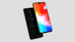 Render of the OnePlus 6T. (Source: Mysmartprice)