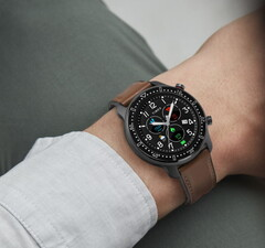 The Timex Metropolitan R resembles the Amazfit GTR. (Image source: Timex)