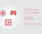 The Snapdragon 665 may be found in another new phone soon. (Source: Qualcomm)