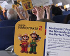 A Southwest Airlines flight to San Diego just gave everyone onboard free Nintendo Switch consoles (Source: Nintendoenthusiast.com)