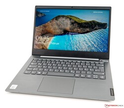 In review: Lenovo ThinkBook 14. Test unit courtesy of Cyberport
