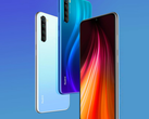 V12.0.1.0.QCOMIXM should now be available for all Redmi Note 8 handsets. (Image source: Xiaomi)