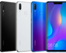 Huawei released the Nova 3i in August 2018. (Image source: Huawei)