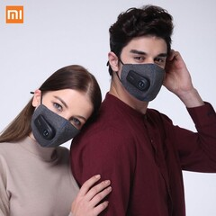 Xiaomi already sells a face mask called the Mi AirPOP PM2.5 in China. (Image source: Xiaomi)