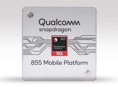 The Snapdragon 855 will be officially revealed later today at the Qualcomm Technology Summit in Hawaii.  (Source: WinFuture)