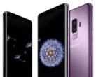 Some Galaxy S9, S9+ owners are complaining of an MMS bug. (Source: Samsung)