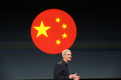 Apple is on-track to open 40 Apple retail stores in China by this October. (Source: TechCrunch)