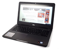 Not convincing. Dell Inspiron 15 5000 5567-1753