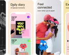 Tuned is a new app for couples aimed squarely at couples. (Image via Apple App Store)